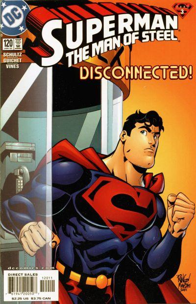 Superman: Man of Steel Vol 1 120