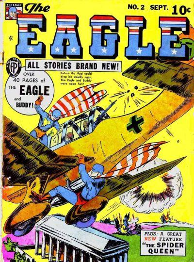 The Eagle Vol 1 2