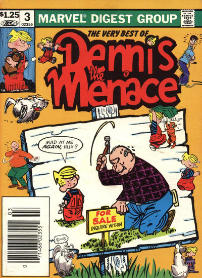 Very Best of Dennis the Menace Vol 2 3