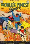 World's Finest Comics Vol 1 51