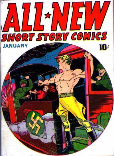All-New Comics Vol 1 1