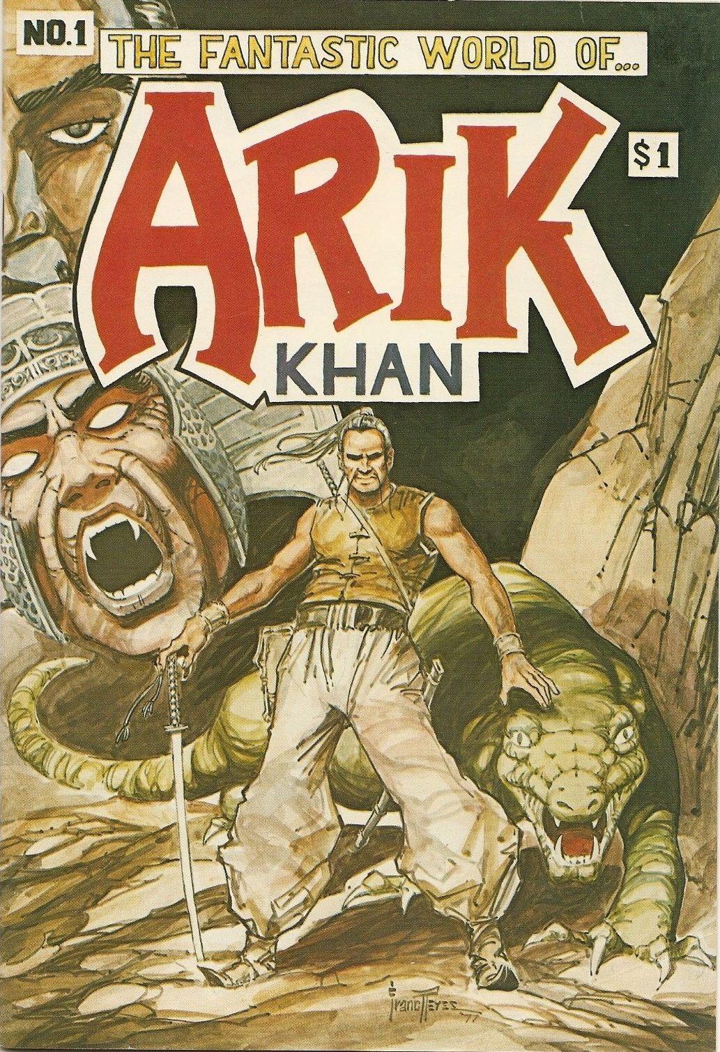 Arik Khan Vol 1 1