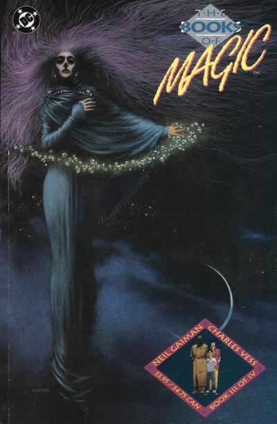 Books of Magic Vol 1 3