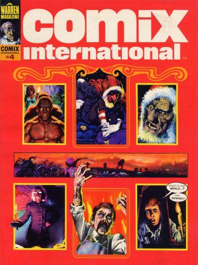 Comix International Vol 1 4