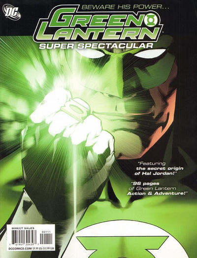 Green Lantern Super Spectacular Vol 1 1