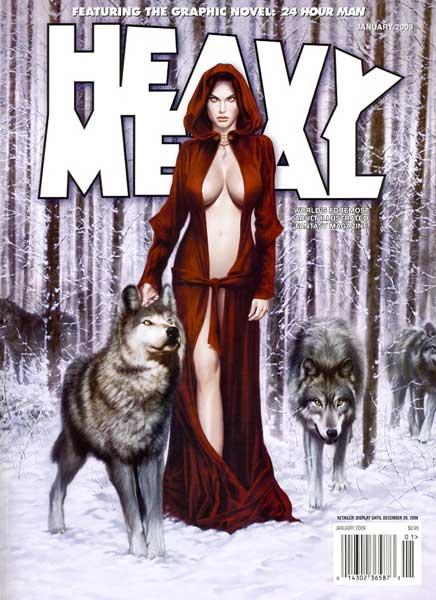 Heavy Metal Vol 32 9