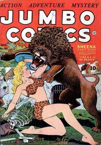 Jumbo Comics Vol 1 57