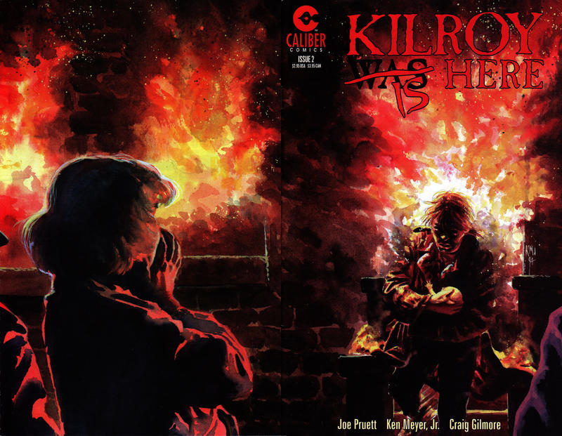Kilroy is Here Vol 1 2