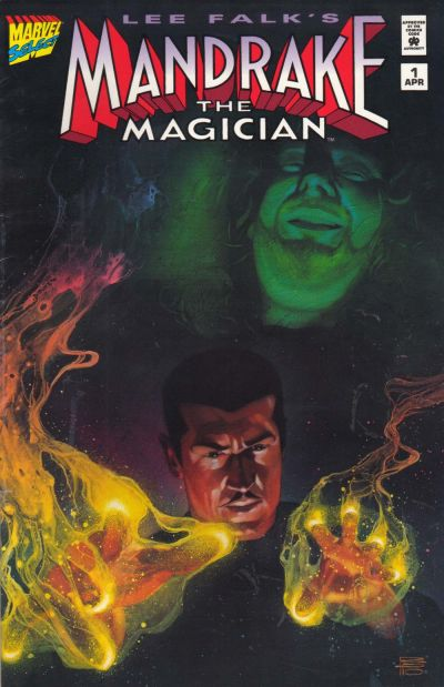 Mandrake the Magician Vol 2 1