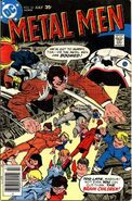 Metal Men Vol 1 52