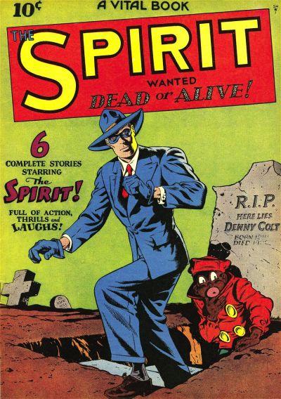 Spirit (Quality) Vol 1