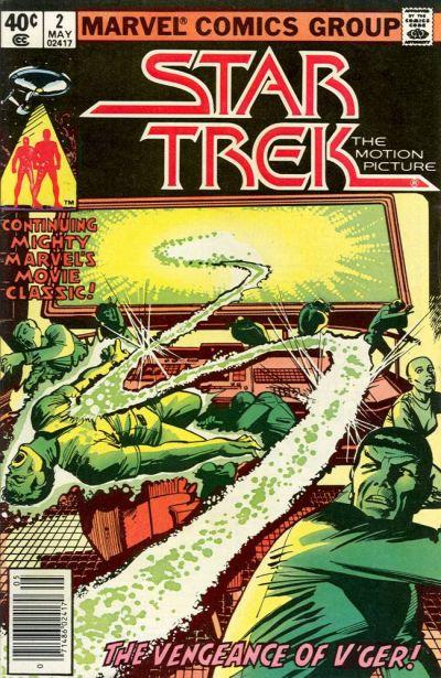 Star Trek (Marvel) Vol 1 2