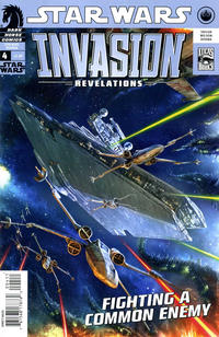 Star Wars: Invasion - Revelations Vol 1 4