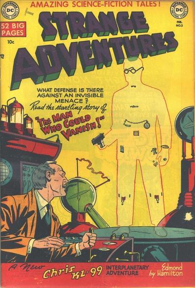 Strange Adventures Vol 1 5