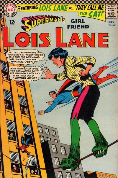 Superman's Girlfriend, Lois Lane Vol 1 66