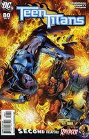 Teen Titans Vol 3 80