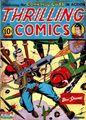 Thrilling Comics Vol 1 40