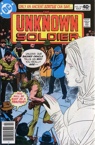 Unknown Soldier Vol 1 241