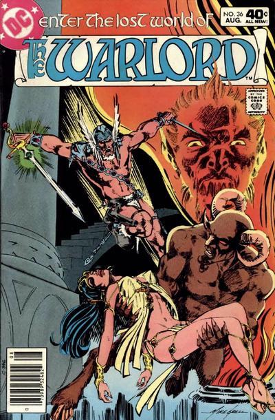 Warlord Vol 1 36