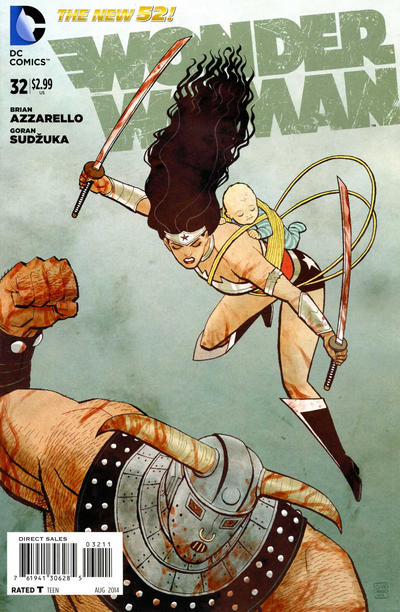 Wonder Woman Vol 4 32