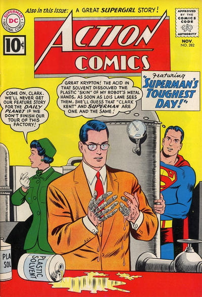Action Comics Vol 1 282