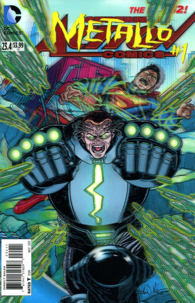 Action Comics Vol 2 23.4: Metallo