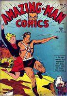 Amazing Man Comics Vol 1 17