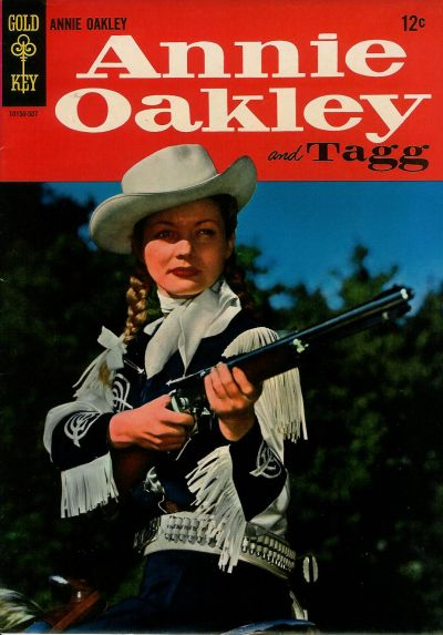Annie Oakley and Tagg (1965) Vol 1