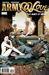 Army @ Love: The Art of War Vol 1 3
