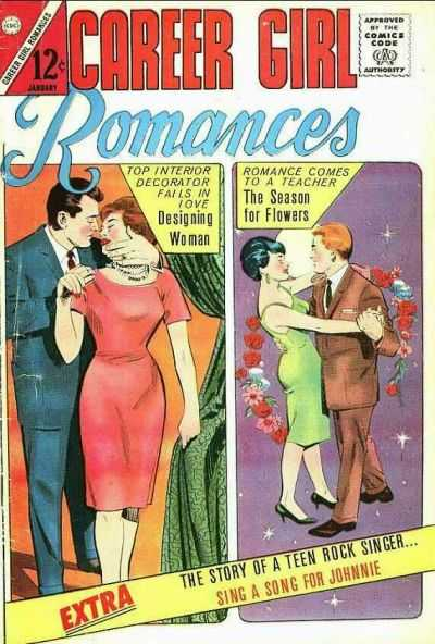 Career Girl Romances Vol 1 27