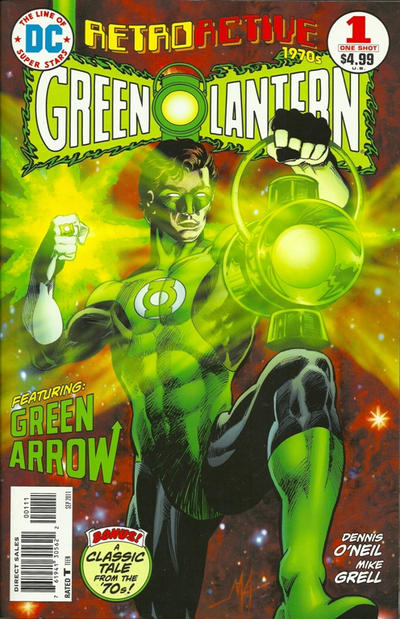 DC Retroactive: Green Lantern - The '70s Vol 1 1