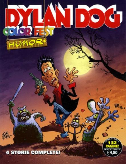 Dylan Dog Color Fest Vol 1 4