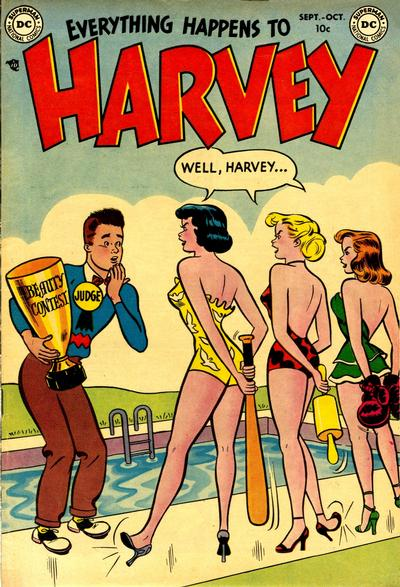Everything Happens to Harvey Vol 1