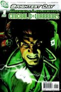 Green Lantern Emerald Warriors Vol 1 1