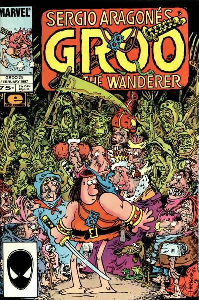 Groo the Wanderer Vol 1 24