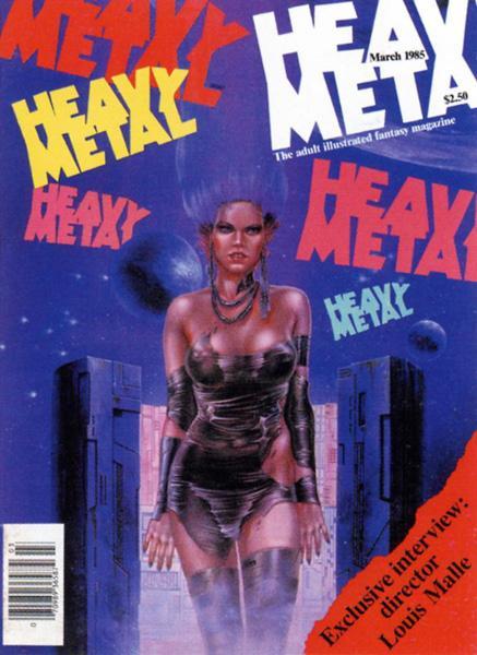 Heavy Metal Vol 8 12