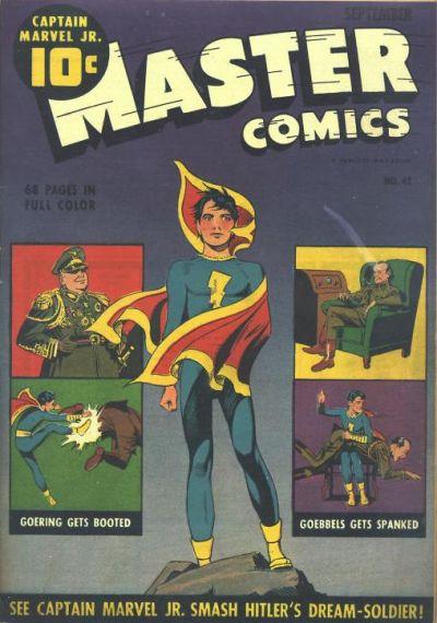 Master Comics Vol 1 42