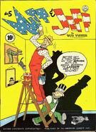 Mutt & Jeff Vol 1 5