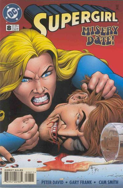 Supergirl Vol 4 8