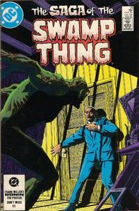 Swamp Thing Vol 2 21