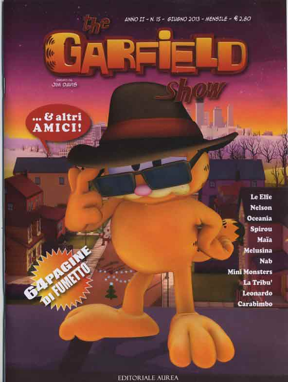 The Garfield Show Vol 1 15