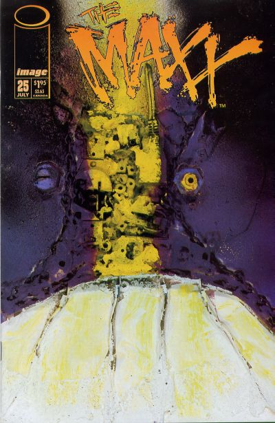 The Maxx Vol 1 25