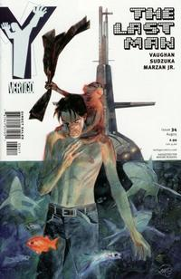 Y: The Last Man Vol 1 34