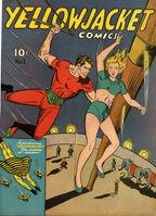 Yellowjacket Comics Vol 1 1