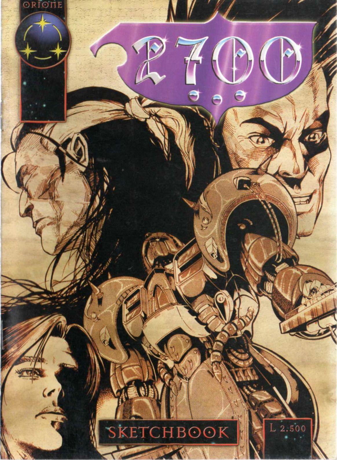 2700 Sketchbook Vol 1 1