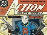 Action Comics Vol 1 615