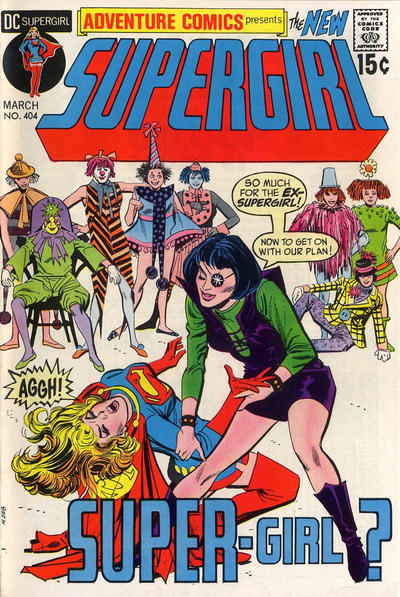 Adventure Comics Vol 1 404