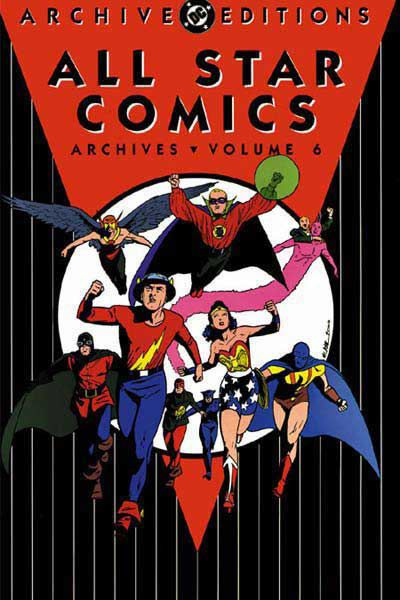 All-Star Comics Archives Vol 1 6