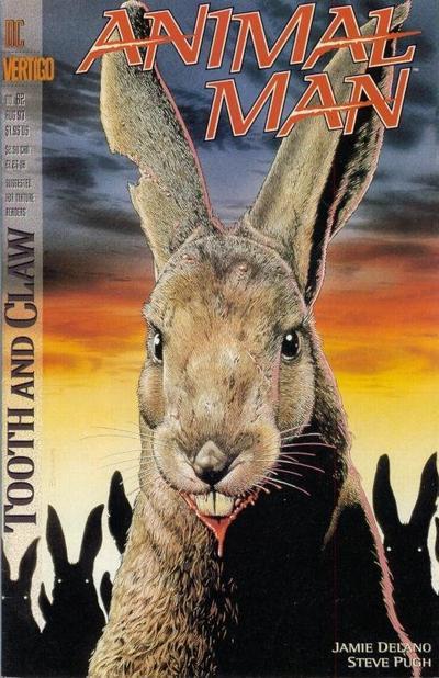 Animal Man Vol 1 62