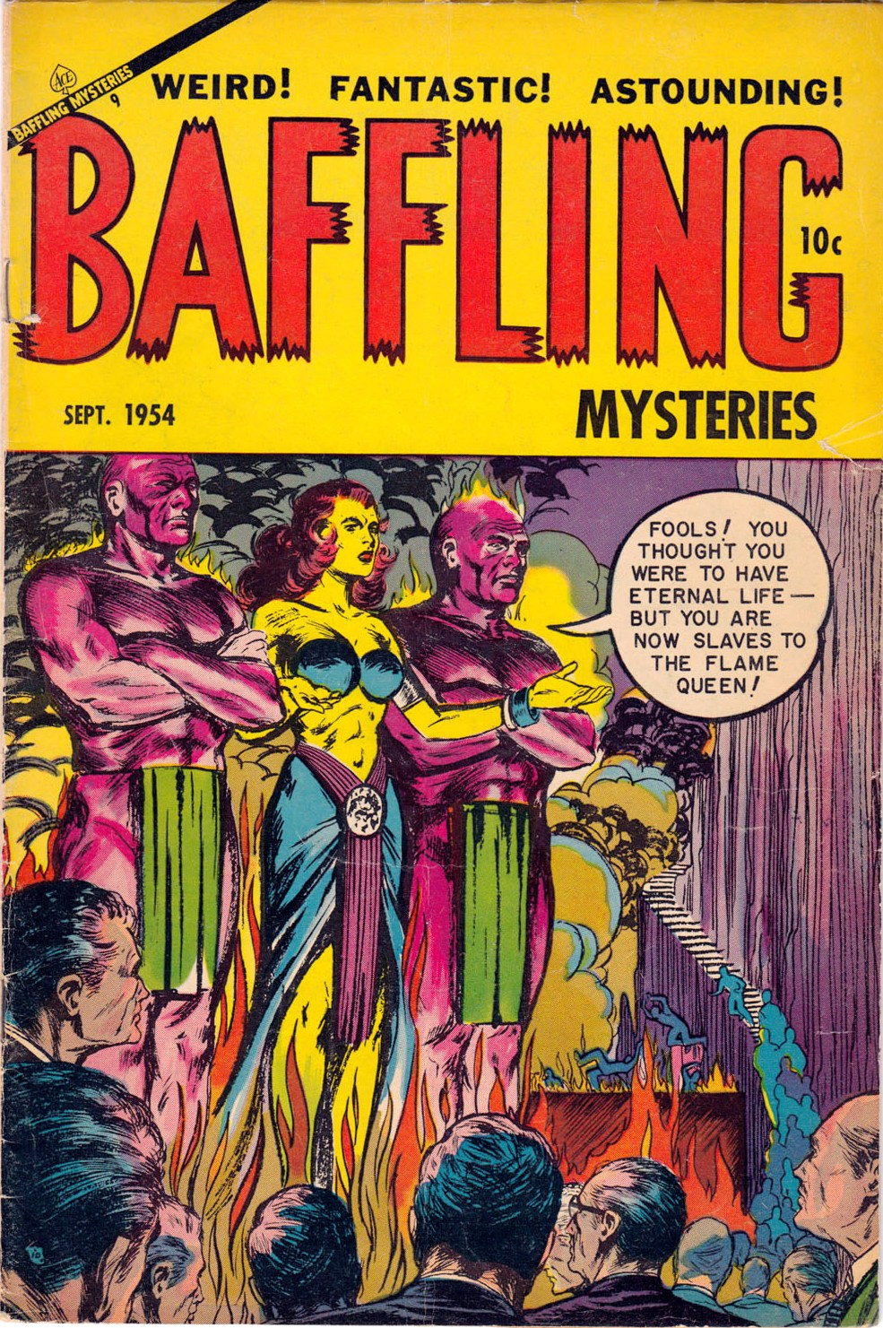 Baffling Mysteries Vol 1 22